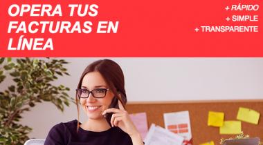 Nueva Sucursal Virtual! Opera tus facturas en Línea.