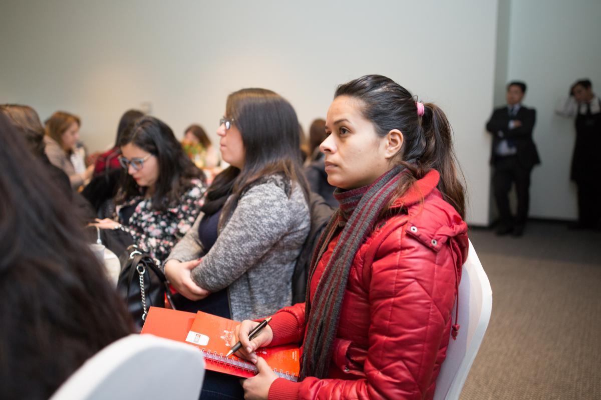 Fotos Evento PYMES TALCA 2018
