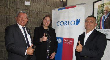 Reunión Incofin junto a Director de CORFO en Arica